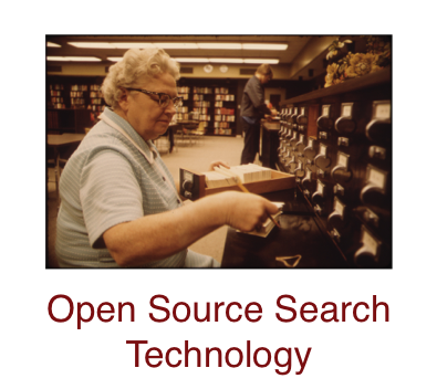 open-source-search-technology