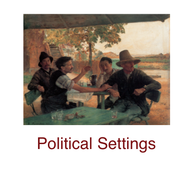 political-settings