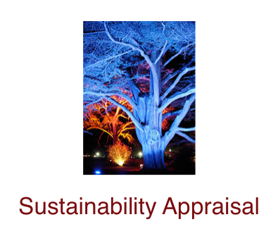 sustainability-appraisal